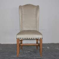 Fancy high back living room chairs dressing room chair ...