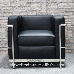 Le Corbusier Sofa Replica Power Recliner Repair Lc2