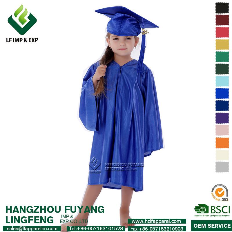 kindergarten graduation gown children