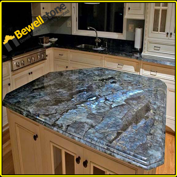 granite top kitchen table cabinets financing prefabricating labradorite countertop top,luxury ...