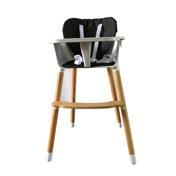 high chair wooden legs slip cover mamakids baby eating dinner highchair with buy