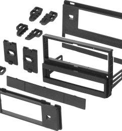 get quotations stereo install dash kit mitsubishi mighty max 96 1996 car radio wiring installation parts  [ 1243 x 934 Pixel ]