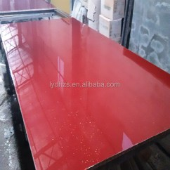 Kitchen Cabinet Door Colorful Appliances Acrylic Translucent Interior Wall Panels Curved ...