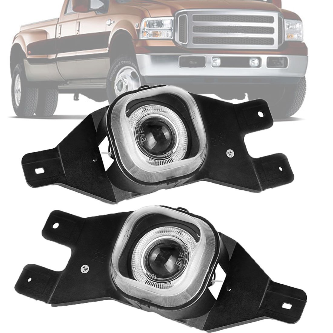 hight resolution of autosaver88 factory style fog lights for 11 15 ford f 250 f