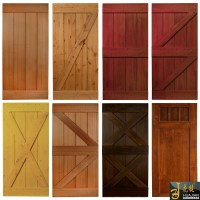 China Supplier Latest Design Solid Wooden Door Interior