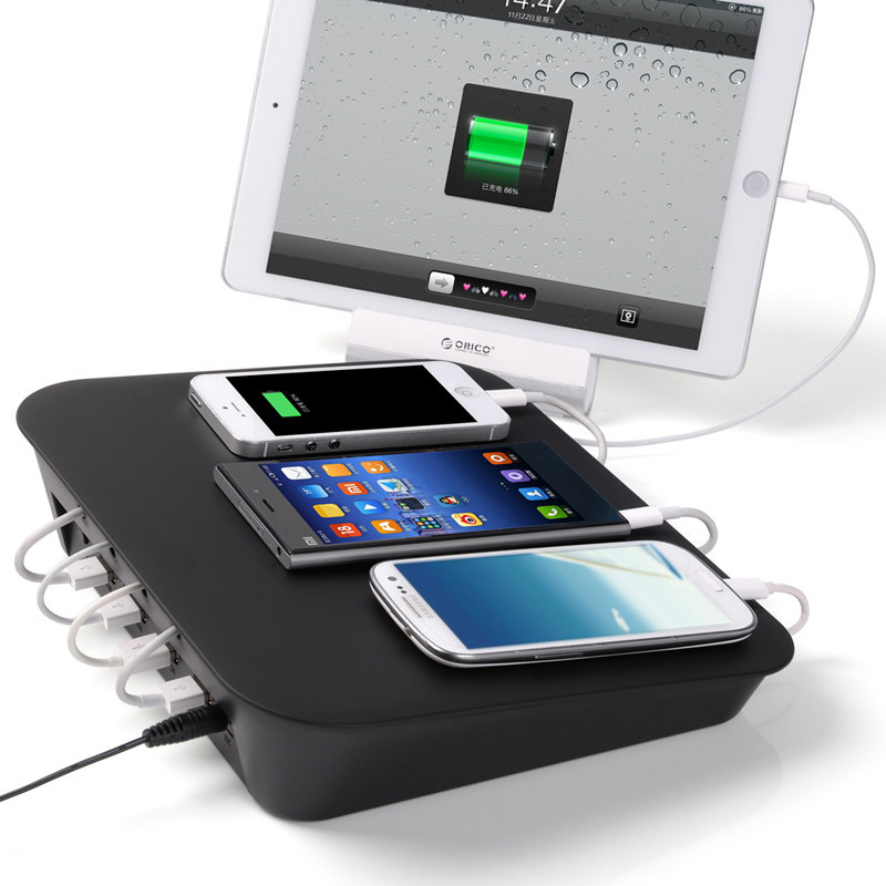 Dock Commercial Charging Station Phone