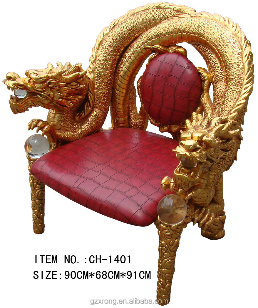 Dragon Chair Luxury Gold Dragon Chair And Table For Living Room Furniture Buy Living Room Furniture Table And Chair Dragon Furniture Product On Alibaba