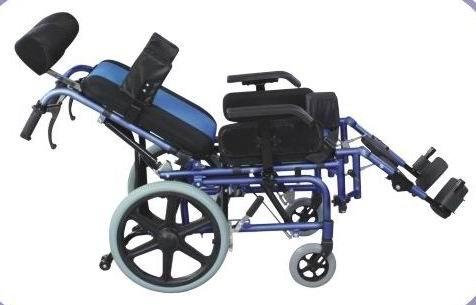 Rehabilitation Therapy Supplies Brain Paralysis Wheelchair