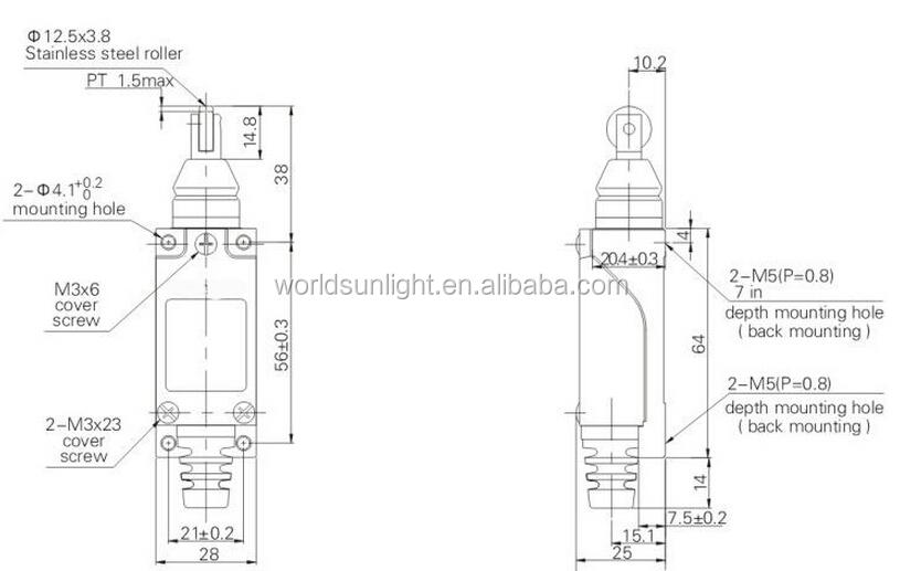 Tz-8122,Thermostat 3se3 High Precision Cross Roller