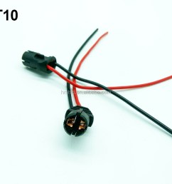 good quality h1 h4 h11 electrical car motorcycle headlight socket t10 1156 1157 t20 auto led light wire harness [ 960 x 894 Pixel ]