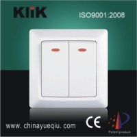 Modern Type Wall Switch With Led Indicator Light - Buy ...