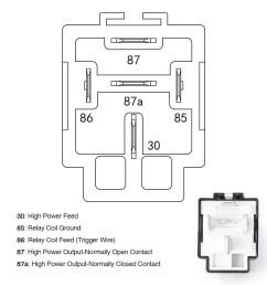 tyco bosch relay wiring diagram [ 1000 x 1000 Pixel ]