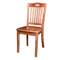 Restaurant used dining chairs solid wood armrest dining ...