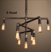 Originality Diy Metal Pipe Lamps With Metal Pipe Fittings ...
