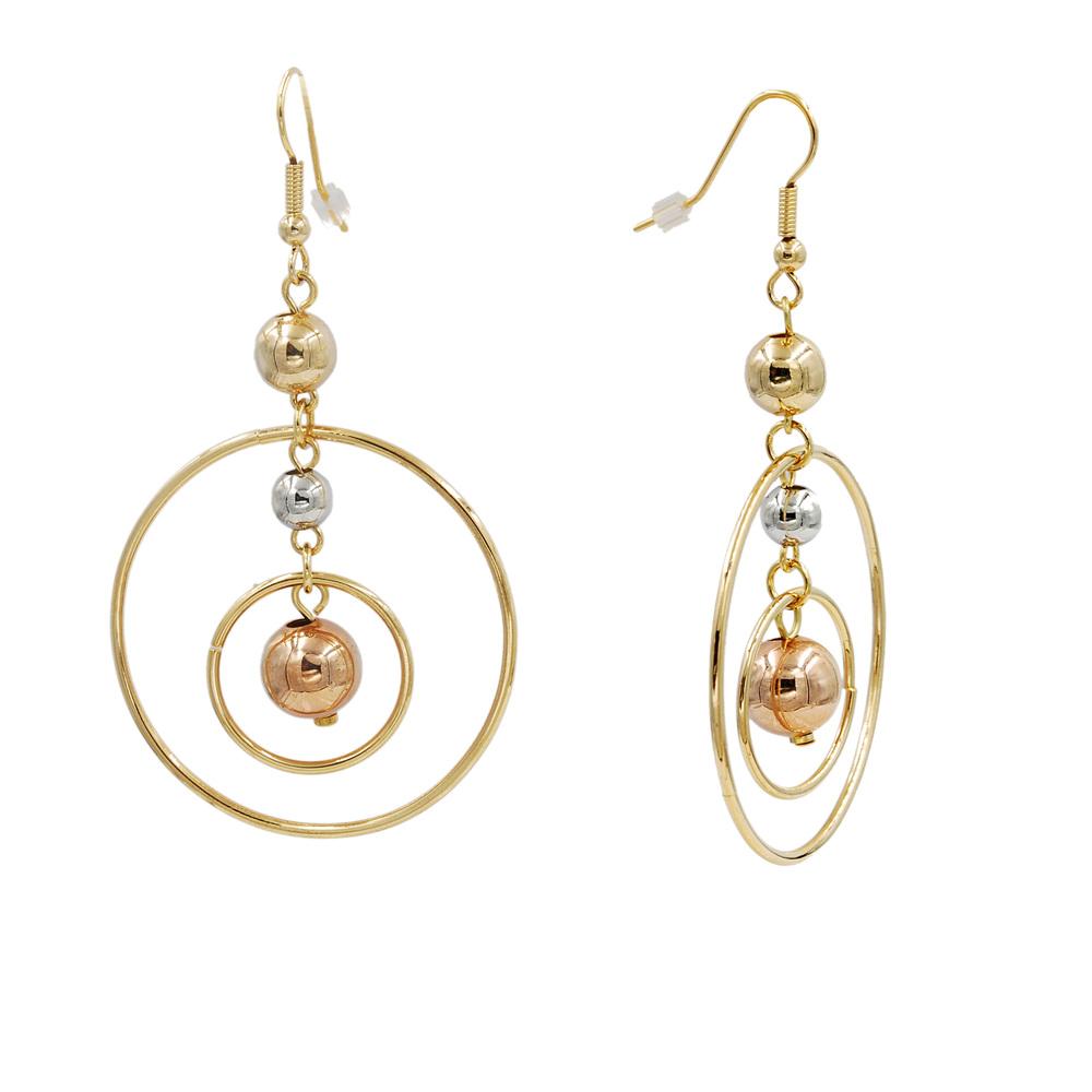 Gold Earrings For Young Girls,Fancy Earrings,Fashion