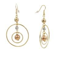 Gold Earrings For Young Girls,Fancy Earrings,Fashion ...