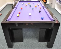 2016 New Design 7ft 8ft Pool Table And Dinner Table Combo ...
