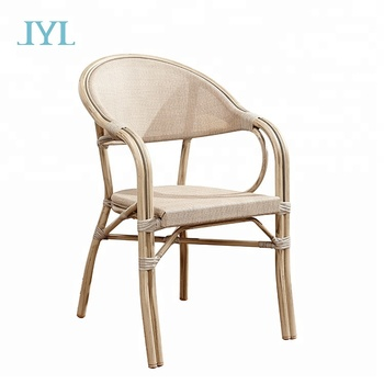 outdoor aluminum chairs chair cover hire walsall leisure garden furniture frame bamboo cafe
