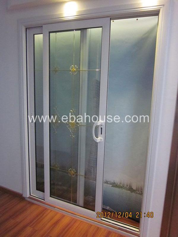 porte coulissante en aluminium de haute qualite scelle porte de douche en verre givre portes interieures de salle de bains 10 pieces buy porte