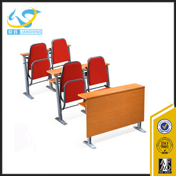 study desk and chair music stand student for university classroom school furniture buy table set
