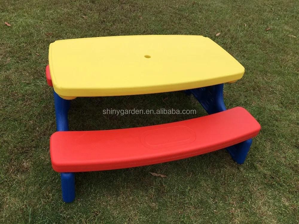 table et tabouret de pique nique en plastique pour enfants tabouret integre offre speciale livraison gratuite buy table pour enfants tabouret pour