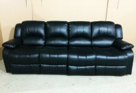 Four Seater Recliner Sofa 4 Seater Recliner Sofa 56 With ...