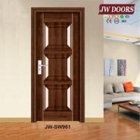 Latest Design Steel Wooden Door Interior Door Room Door ...
