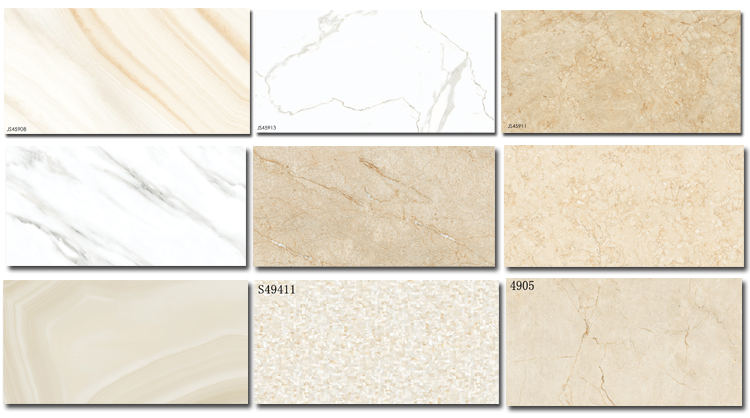 Best Selling Balcony White Horse Ceramic Floor Tiles