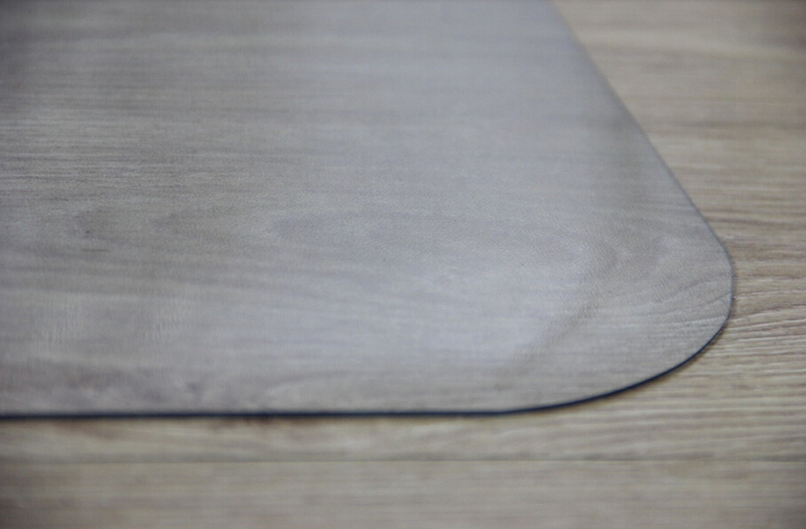 Clear Transparent Plastic Wooden Floor Mat  Buy Plastic