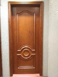 Simple Plywood Door Design