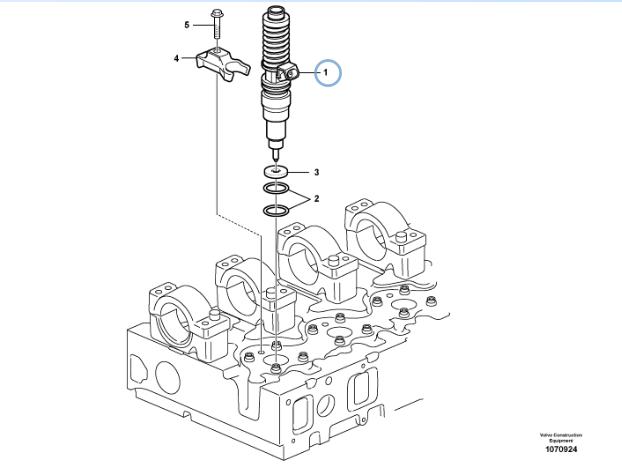 Common Rail Uint Electric Injector Fuel Pump Nozzle