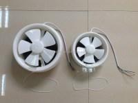 "6/8""square Plastic Exhaust Reversible Fans - Buy Exhaust ..."