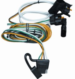 trailer wiring 95 03 ford e 150 e 250 e 350 van 00 03 excursion 97 99 escort [ 1316 x 1500 Pixel ]