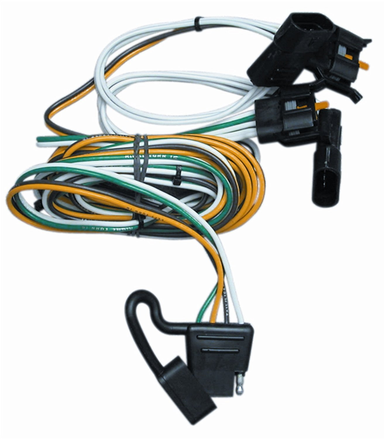 hight resolution of trailer wiring 95 03 ford e 150 e 250 e 350 van 00 03 excursion 97 99 escort