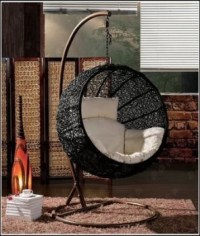 Swinging Rattan Chair/egg Swing Chair/ Hanging Glass Chair ...