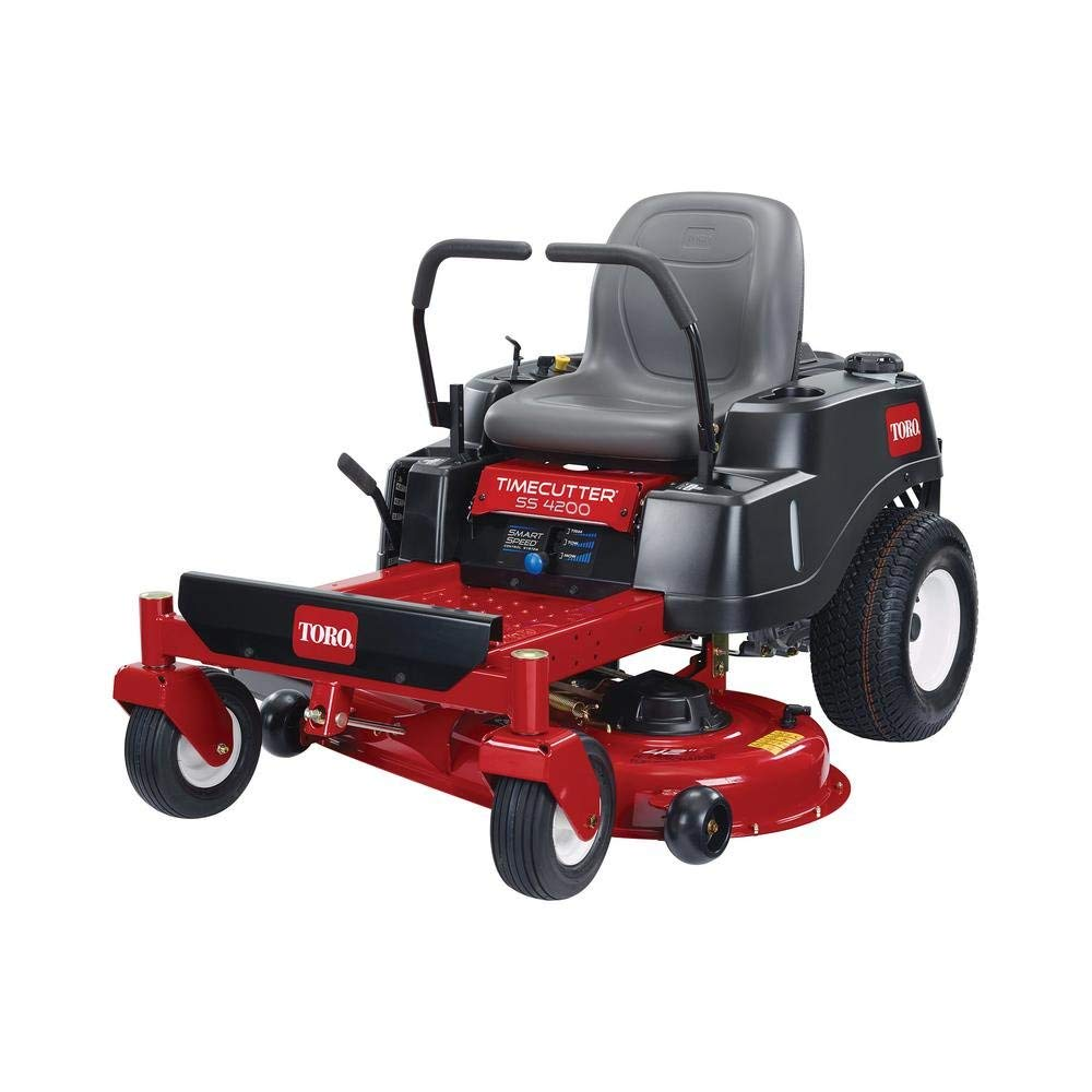 hight resolution of get quotations toucan city toro timecutter ss4200 42 in 452cc gas dual hydrostatic zero turn riding