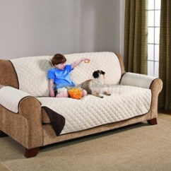 Quilted Microsuede Sofa Cover Comfortable Sleeper Bed Chinese Supplier Wholesale Reversible Slip Covers Couch 2 Seat Recliner Furniture Protector