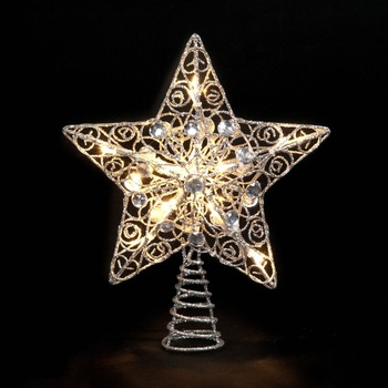 Christmas Tree Star Decorations