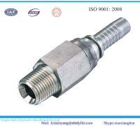 pipe fittings Hose adapter fitting/ NPT SWIVEL MALE hose ...