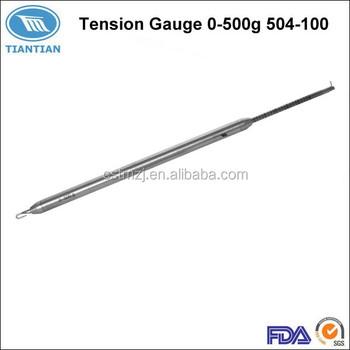 Dental Orthodontic Manual Instrument Stainless Steel 0-500