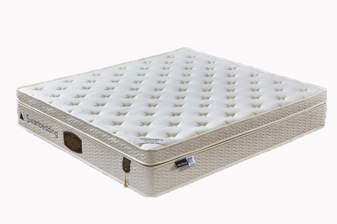 Good Quality Spring Mattress Price In Stan King Size Memory Foam Medium Factory