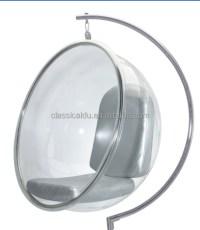 Acrylic Modern Hanging Chair,Swing Chair,Bubble Chair Du ...