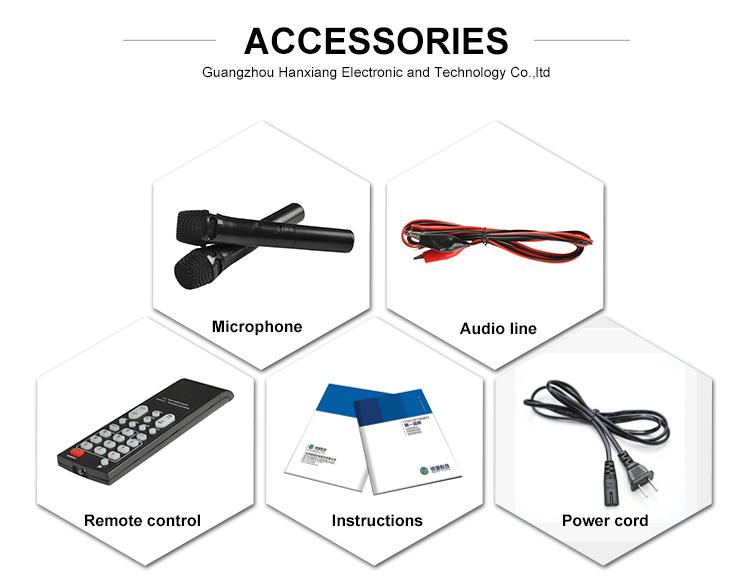 Newest Wireless Boombox Lcd Display Bluetooth Sound