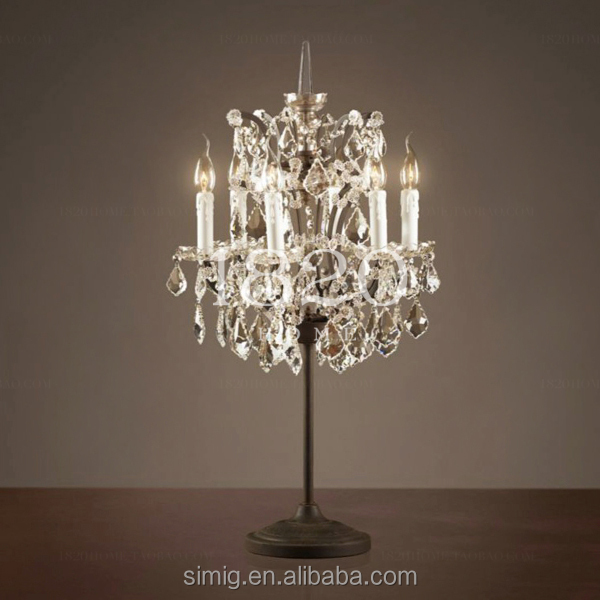Chandelier Table Lamp Supplieranufacturers At Alibaba