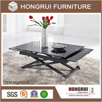 function glass dining tablemoden extention metal table