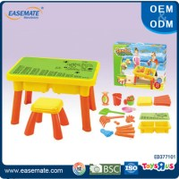 Educational Summer Outdoor Toys Sand And Water Play Table