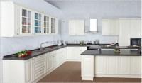 White Glass Storage Kitchen Cabinet Shelf Wall Unit - Buy ...