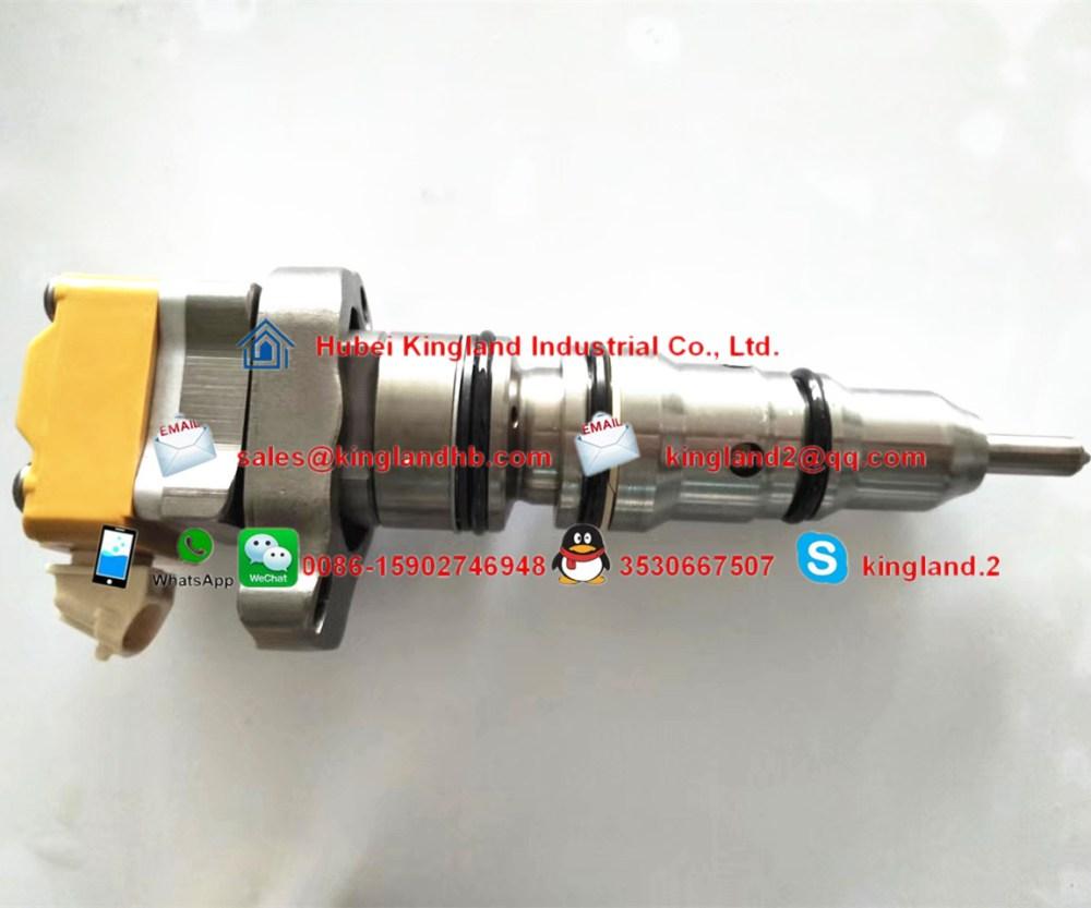 medium resolution of diesel engine 3126 fuel injector 1774754 177 4754
