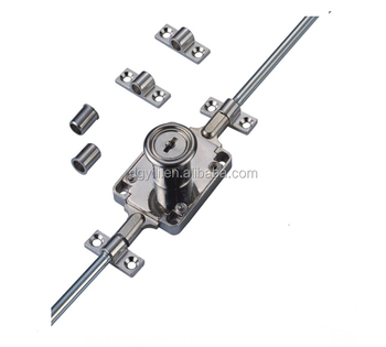 Extending Bar Lockextending Cabinet Lock Rod Lock
