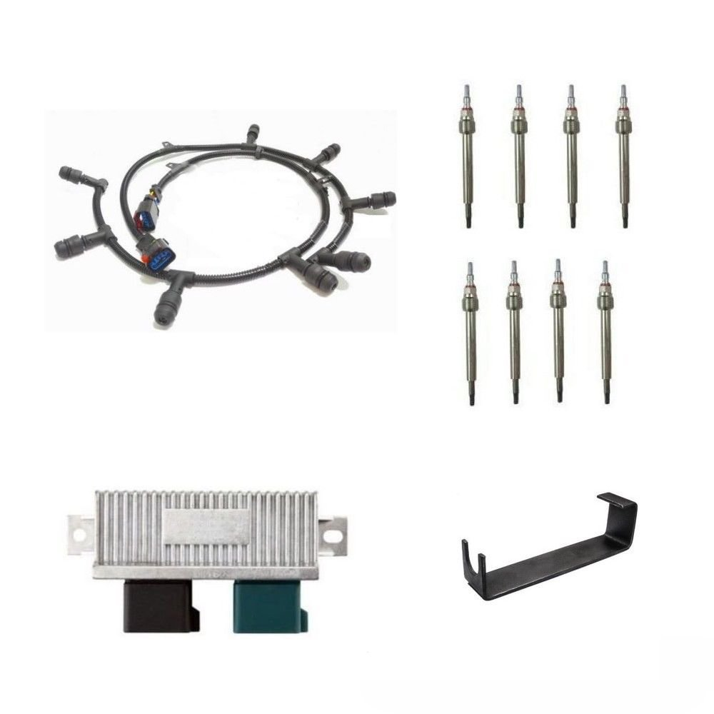 hight resolution of get quotations diesel care 6 0l ford 2004 10 diesel glow plug harness r l